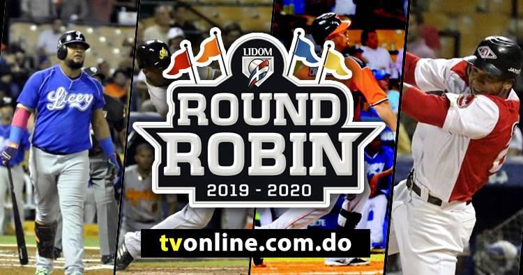 Round Robin 2019-2020 transmisión en vivo