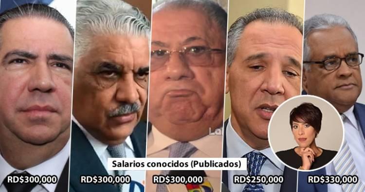 ¿Cuánto dejará de ganar cada ministro que sale hoy del Gobierno?