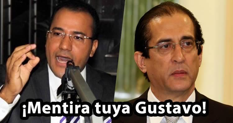 Salvador Holguín llama mentiroso a Gustavo Montalvo
