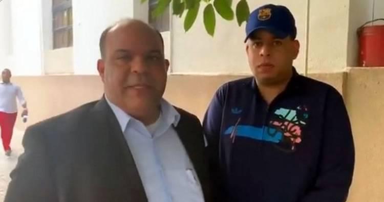 """Video: Momento en que se entrega """"Jaque Mate"""" implicado en caso 'César el Abusador'"""