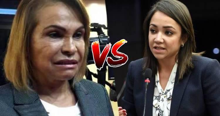 Video: Sonia Mateo arremete contra Faride Raful