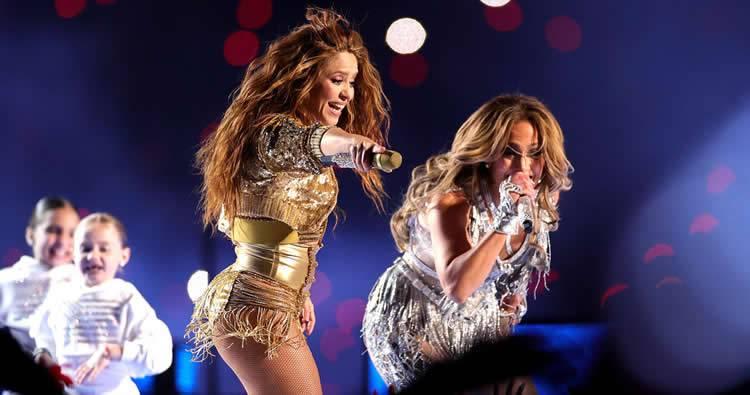 Video: Shakira y JLo en el Super Bowl