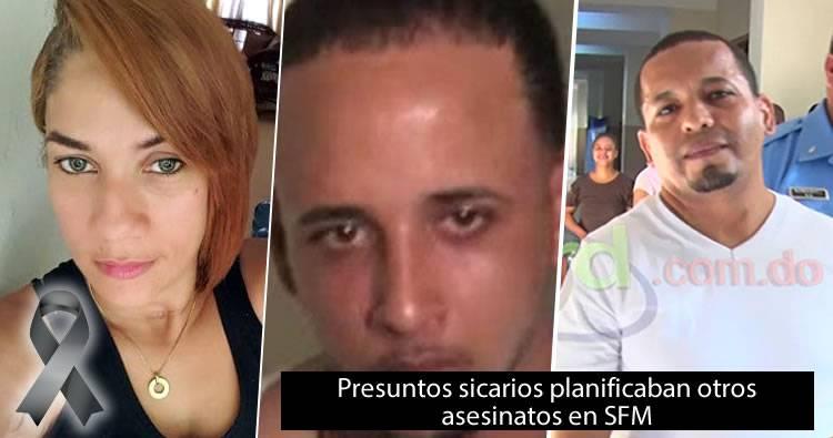 Presuntos sicarios planificaban otros asesinatos en SFM