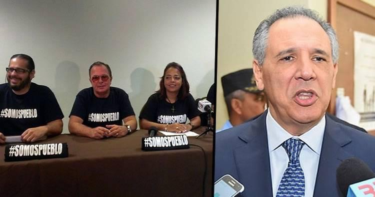 Frente Amplio y Somos Pueblos, dispuestos a debatir sobre corrupción con Peralta