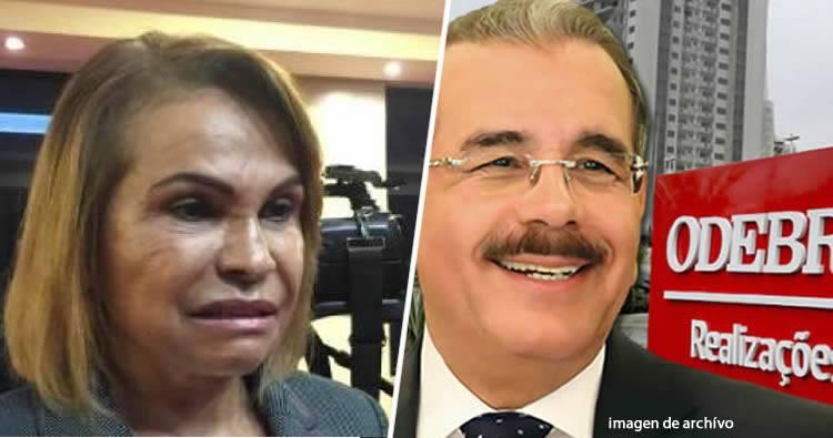 Sonia Mateo dice que Danilo no ha dicho que quiere reelegirse