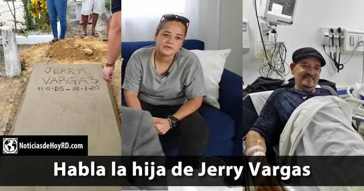 Video: Hija de Jerry Vargas aclara lo que pasó con el dinero que le dieron para la lápida