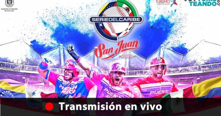 Transmisión en vivo Serie del Caribe 2020 desde Puerto Rico
