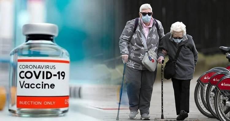 La vacuna de Oxford contra el COVID genera respuesta inmune en ancianos