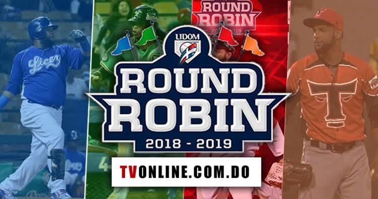 Round Robin 2018-2019 transmisión en vivo