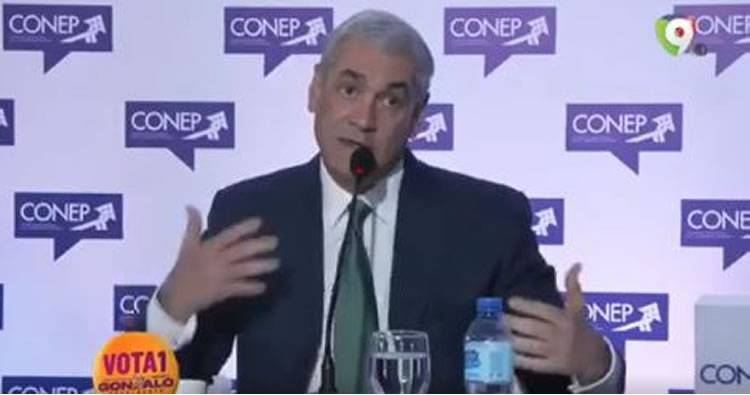 Filtran video de Gonzalo Castillo en el conversatorio con empresarios del Conep