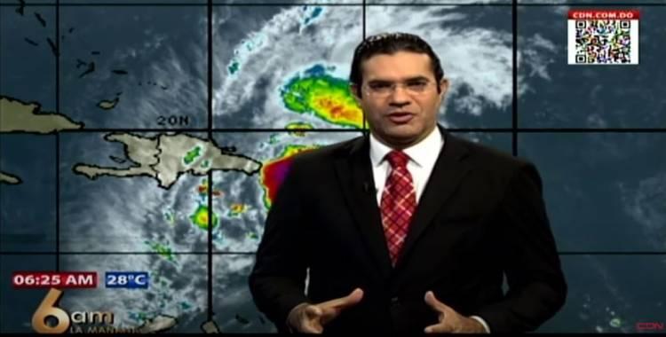 COE incrementa provincias en alerta roja ante impacto por tormenta Isaías en RD