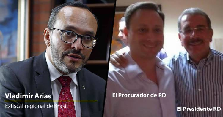 Exfiscal brasileño demuestra que Jean Alain no ha hecho una investigación real