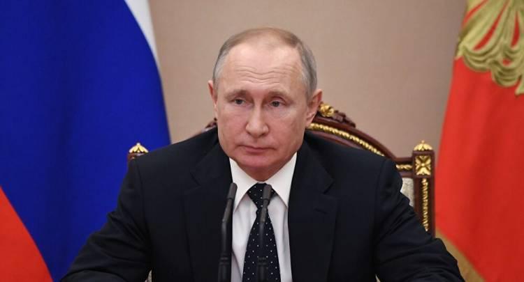 Putin declara vacaciones pagadas en toda Rusia por COVID-19