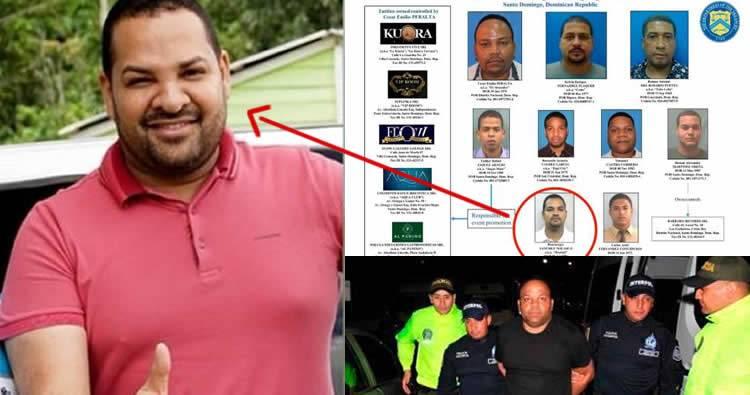 Boanerges Warner Sánchez implicado en caso César el Abusador duró menos de 24 horas detenido