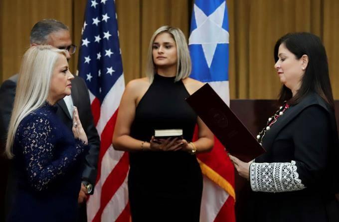 Wanda Vázquez, es la nueva gobernadora de Puerto Rico
