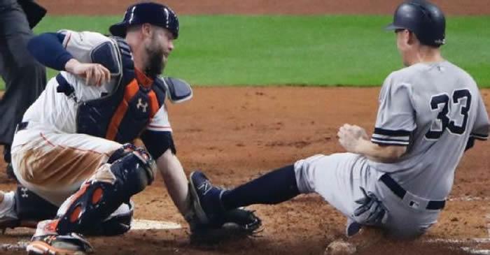 Los Astros vencen a los Yankees y van para la Serie Final