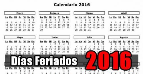 Días feriados 2016 en República Dominicana