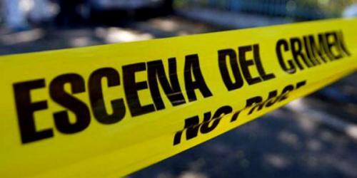 Mueren dos personas tras robo de yipeta con un niño dentro