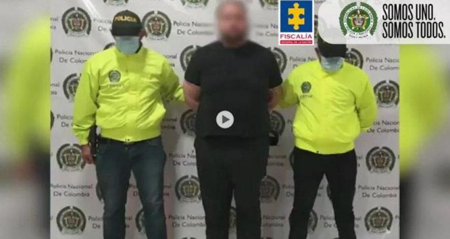 Detienen en Colombia a Jonathan Pérez Santana (Jonás); sindicado como peligroso narco dominicano