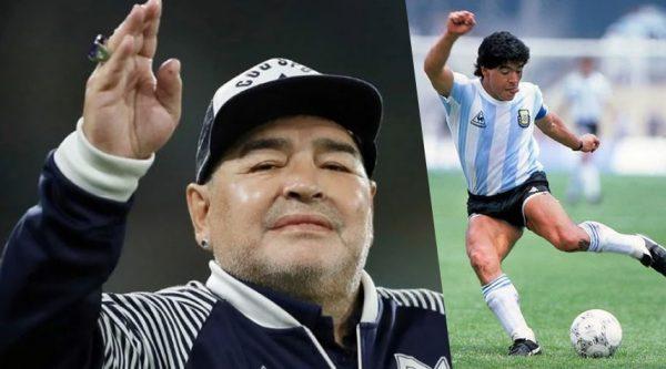Fallece Diego Armando Maradona, ícono del fútbol