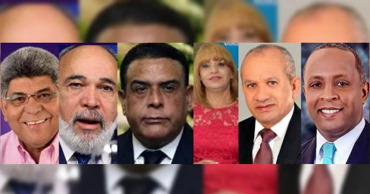 Listados de ex funcionarios arrestados por presunta corrupción (hasta ahora)