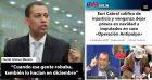 """Guido Gómez Mazara le responde a Euri Cabral: """"Cuando esa gente robaba, también lo hacían en diciembre"""""""